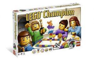 Juegos de mesa-LEGO