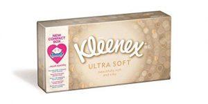 Kleenex – caja de pañuelos Ultrasoft