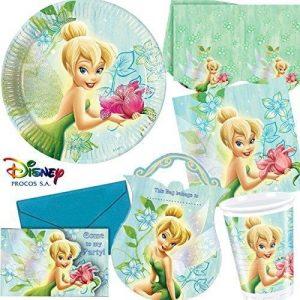 Kit de 101 piezas Tinkerbell Flowers