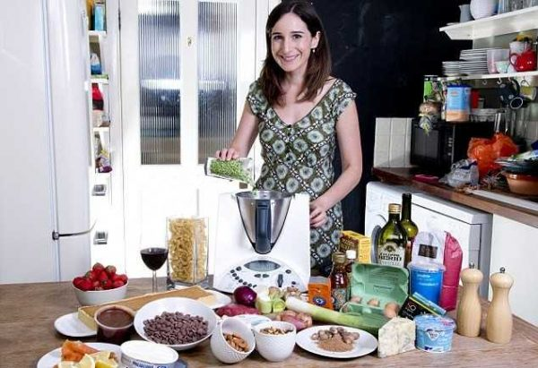 robot para cocinar tus alimentos