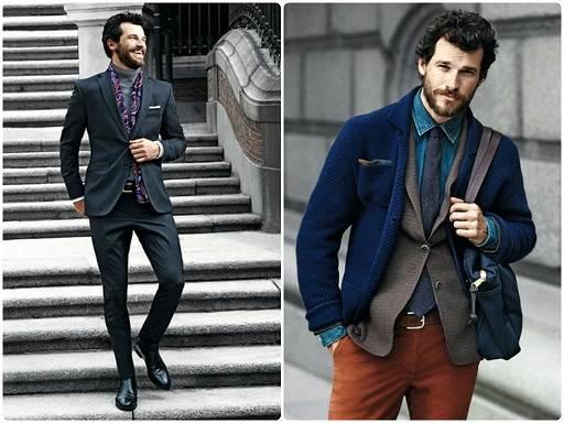 cortefiel y ropa de hombre