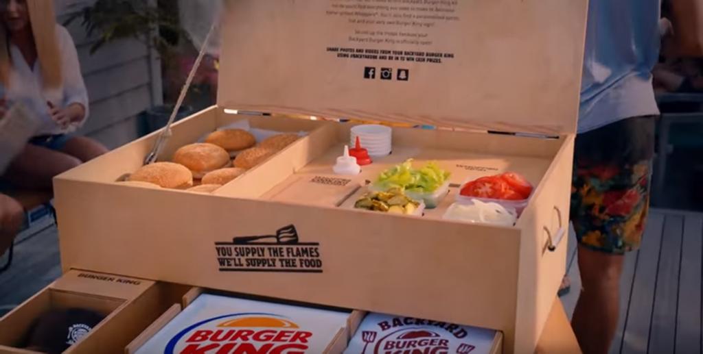 Disfruta de la hamburguesa que prefieras con la App de Burger King a domicilio