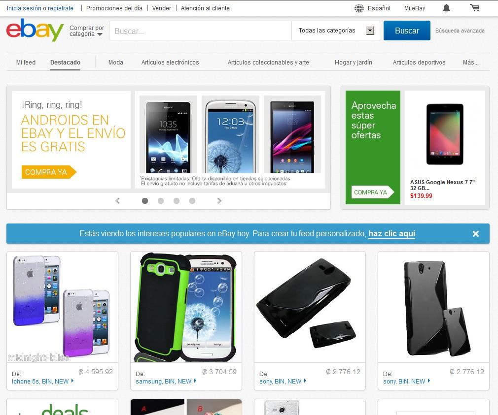 Ebay En Español Blog Monitorizo