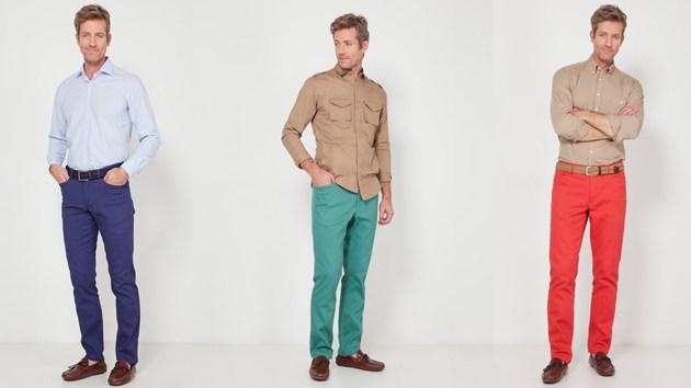 moda caballero cortefiel