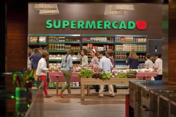 Supermercado del Corte Inglés