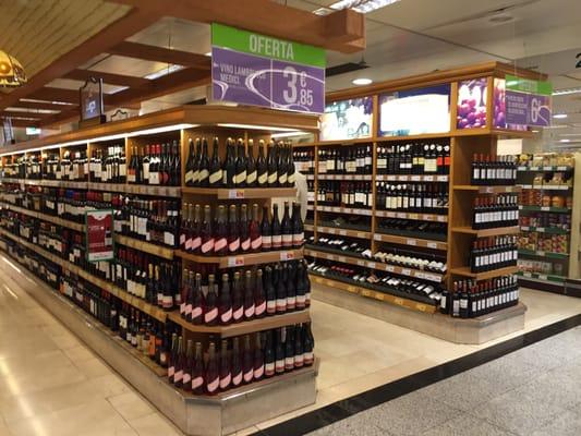 vinos que podrás encontrar en el corte ingles