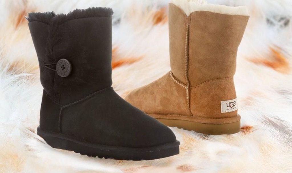 las verdaderas botas Uggs