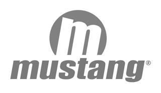 Logo de la marca Mustang