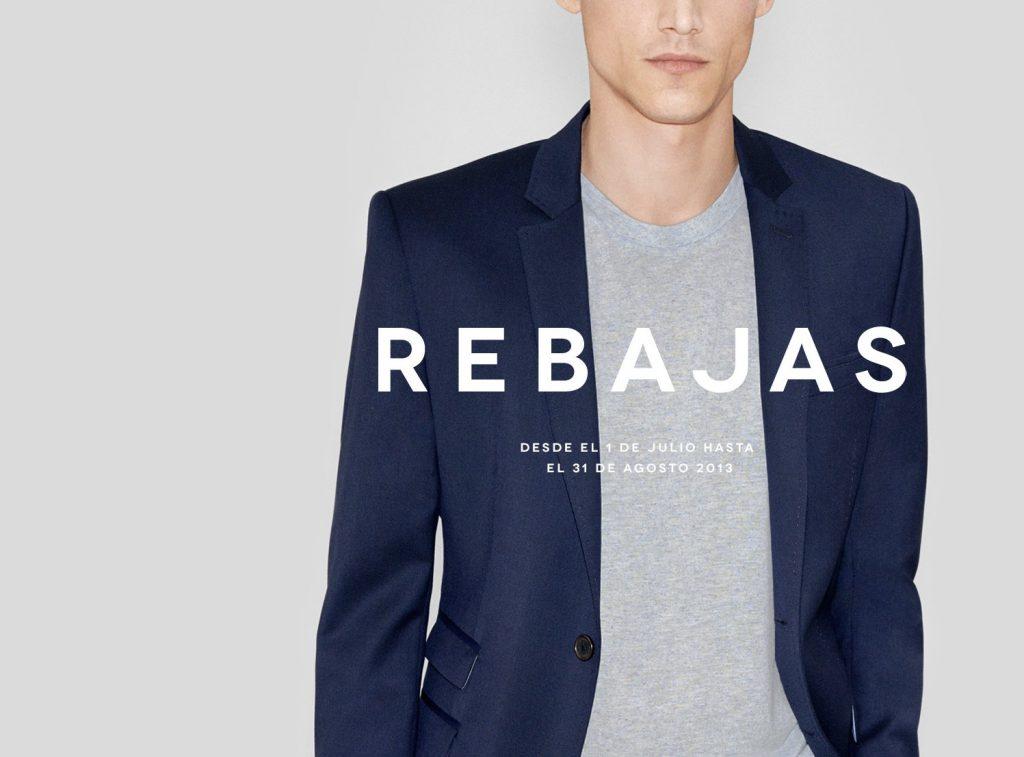 Rebajas Zara para hombres
