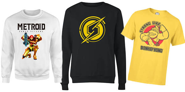 camisetas personalizadas Zavvi
