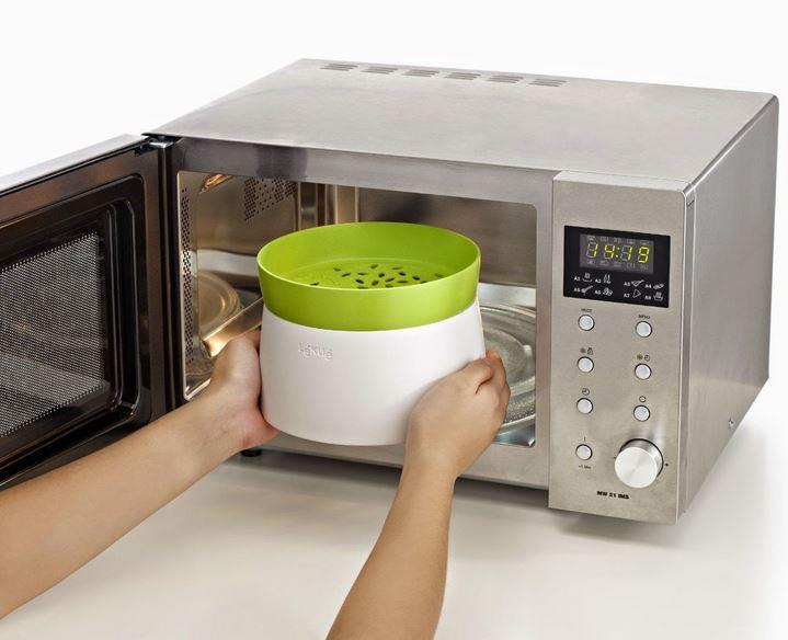 los microondas y su accesorios