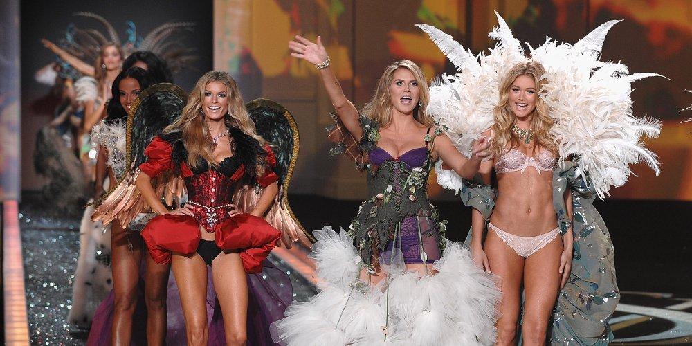 Victoria Secret desfile de lenceria