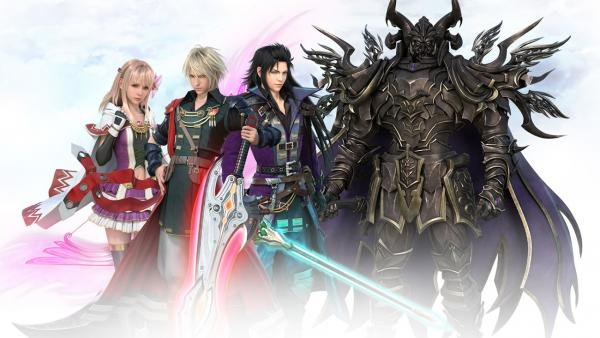 Final Fantasy Brave Exvius es quizás el mejor juego de premiúm de Final Fantasy