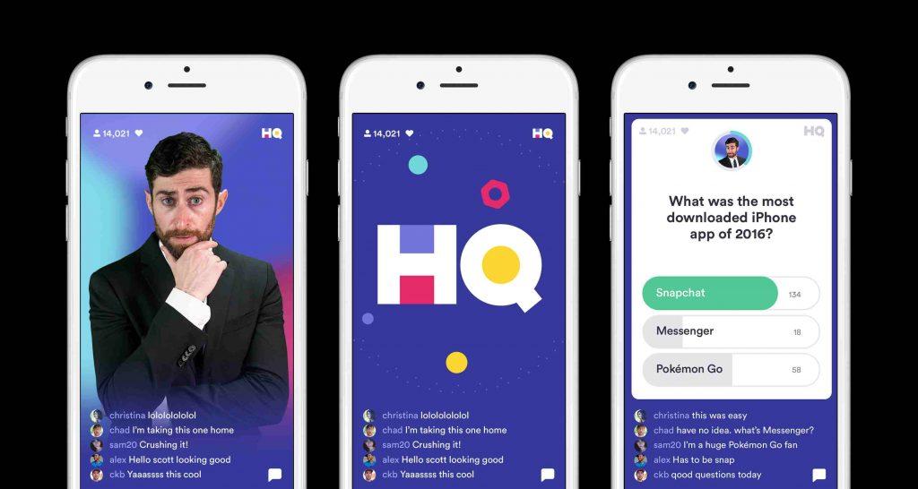 HQ Trivia es un nuevo y exitoso juego de preguntas y respuestas