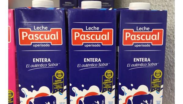 leche pascual entera de primera calidad