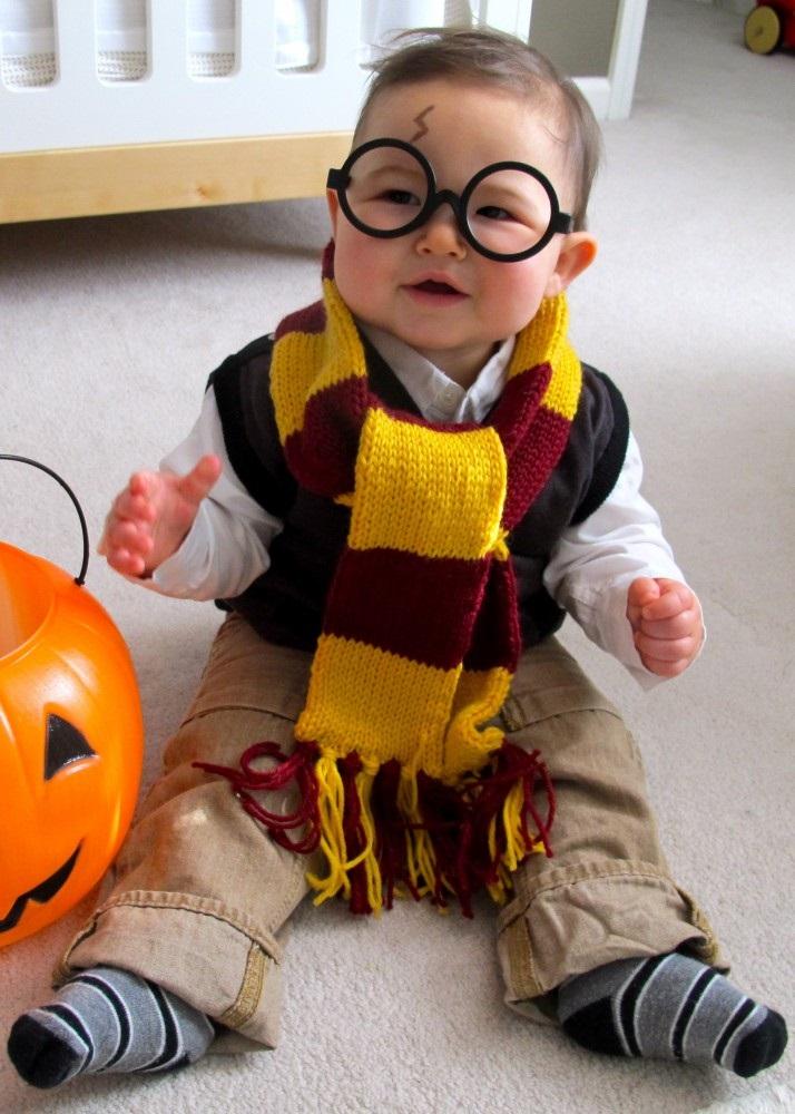Los disfraces más tiernos de bebés para Halloween