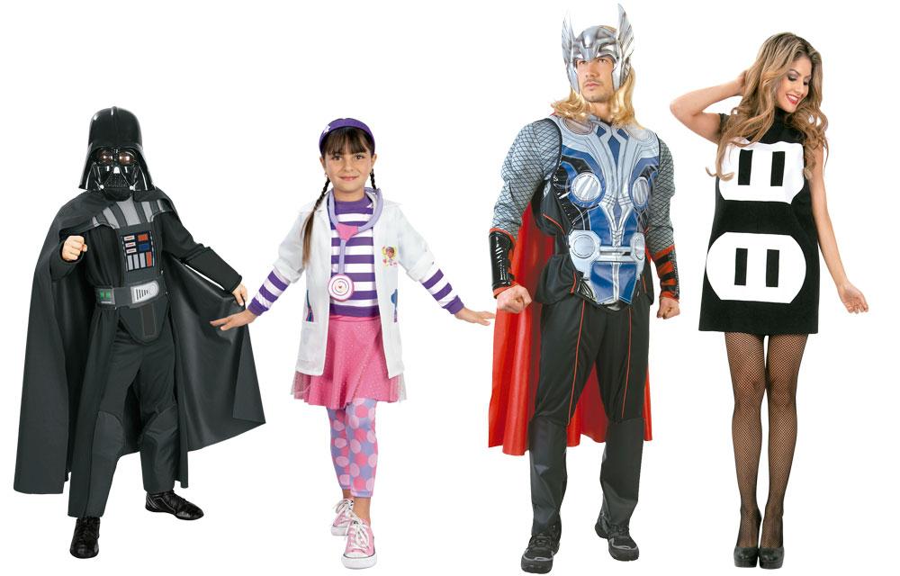 disfraces Halloween para todos