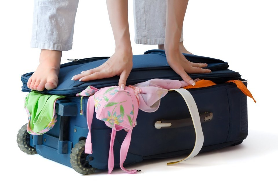 maletas de viaje de diferentes tipos y tamanos