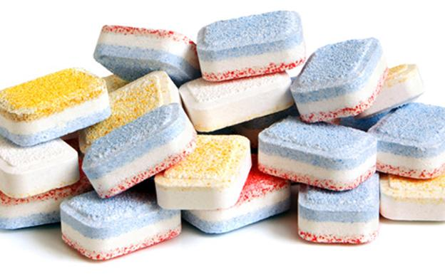 Los mejores detergentes para lavavajillas