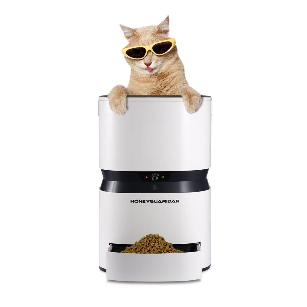 La marca HoneyGuaridan tiene un tamaño compacto y es útil para animales pequeños