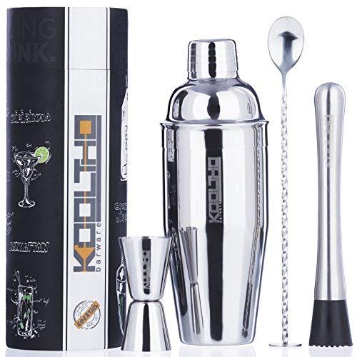 Kit de Coctelera con accesorios