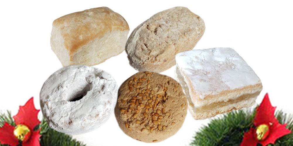 Se trata de una gama de polvorones elaborados con maltitol y presentado en una caja de 3kg